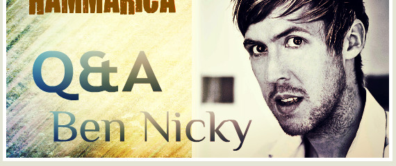 Ben Nicky Interview Hammarica PR