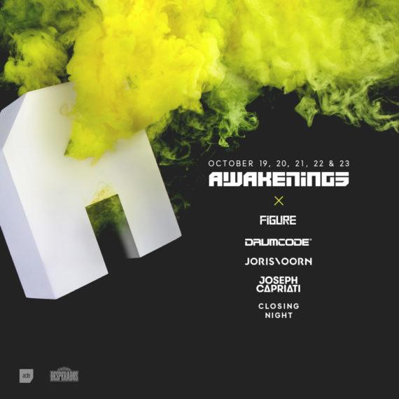 Awakenings www.hammarica.com techno